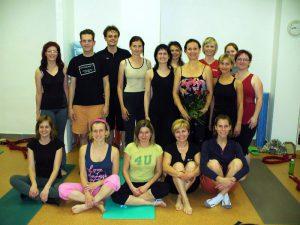 Cvičení v Brně