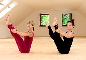 Pilates cvičební celotrikot